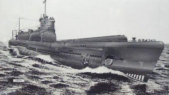 Japonská ponorka I-400