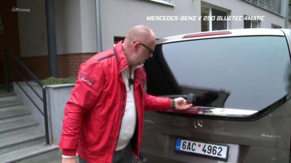 Mercedes-Benz V 250 BlueTec 4Matic