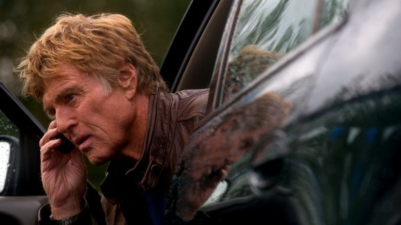 Záběry z filmu Pravidla mlčení s Robertem Redfordem v hlavní roli