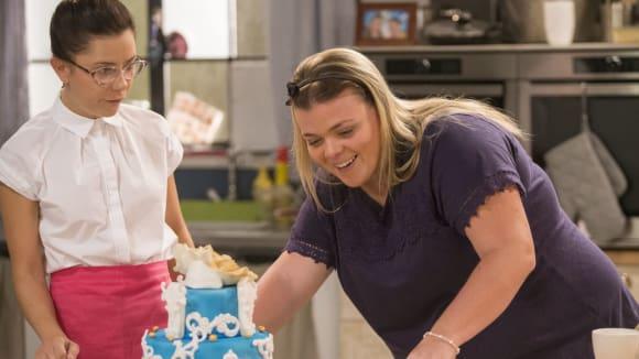 Pavlínka bude dělat sama dort