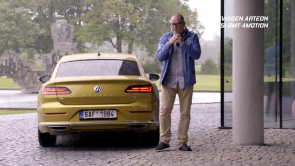 Volkswagen Arteon 2,0 TSI BMT 4Motion