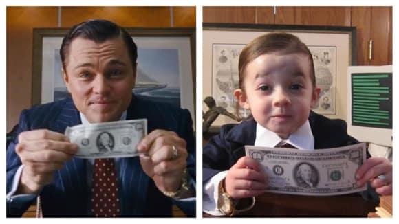 Vlk z Wall Street a Vlče z Wall Street