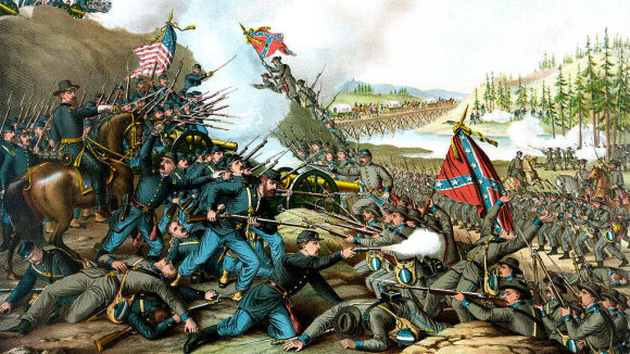 Americká občanská válka: bitva u Franklinu, 30. listopadu 1864