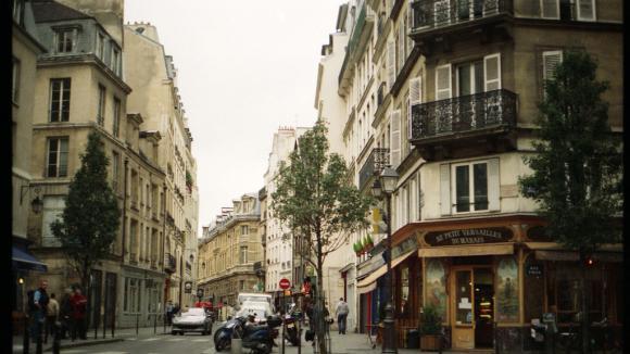 Paříž - La Marais
