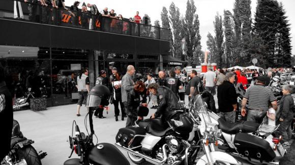 Harley-Davidson OPEN DAY - Obrázek 1