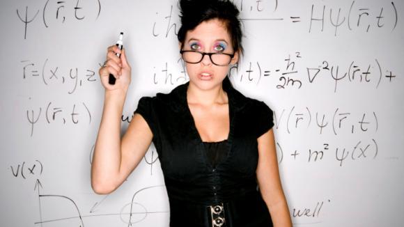 Chytrá a sexy