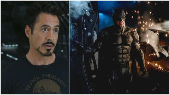 Avengers reagují na trailer k Lize spravedlnosti