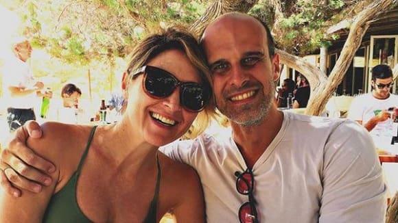 Sasha Alexander z Rizzoli & Isles slaví deset let manželství
