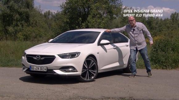 Opel Insignia Grand Sport 2,0 Turbo 4x4