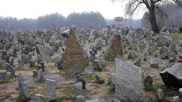 Památník v Treblince