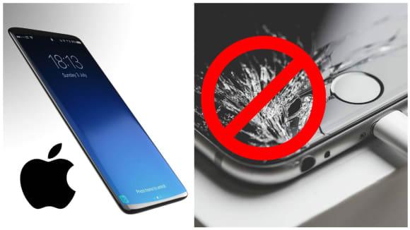 Chystaný iPhone 8 má mít plastový OLED displej