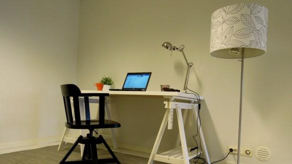 Robot versus nábytek od IKEA