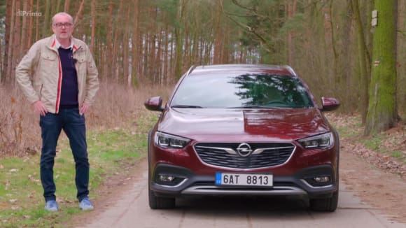Opel Insignia Country Tourer 2,0 Biturbo CDTI