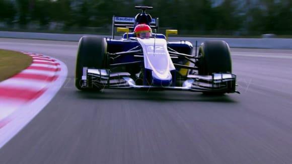 Tajemství Formule 1 - upoutávka