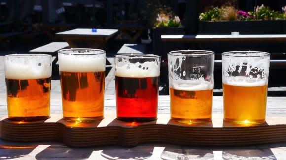 Po pivu se zkrátka lépe domluvíte
