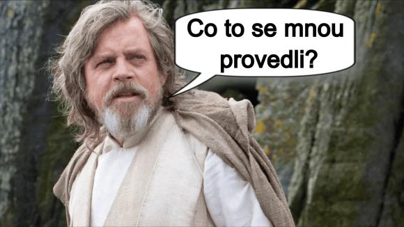Fanoušcci sepisují petici proti novým Star Wars - vadí jim hlavně osud Luka Skywalkera