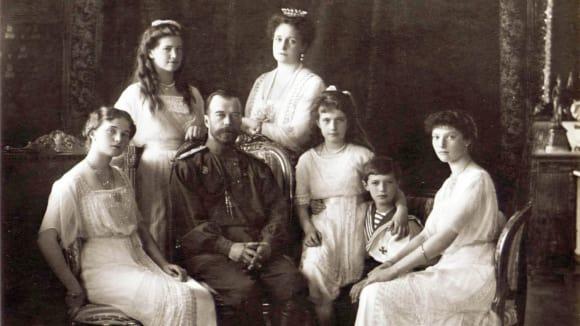 Vyvražděná carská rodina