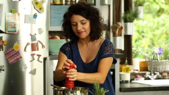 Karolína, domácí kuchařka: Retro