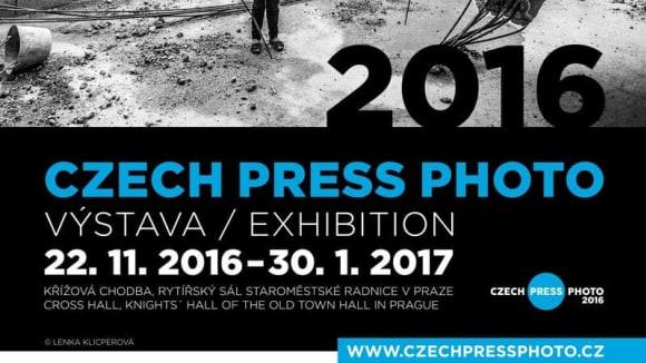 Czech Press Photo - letošní plakát obsahuje snímek Lenky Klicperové