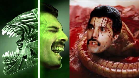 Freddie Mercury je Killer Queen!