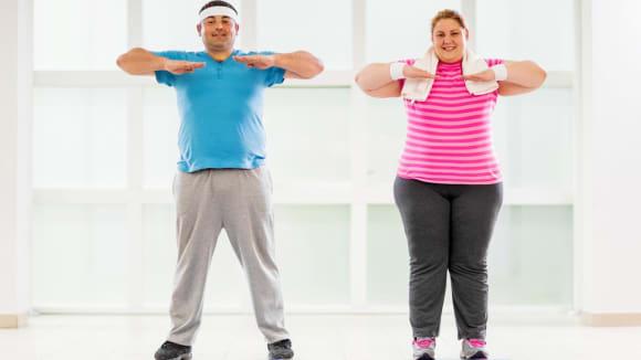 Ženská a mužská obezita se výrazně liší