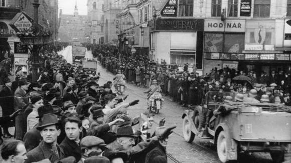 Vstup nacistů do Brna