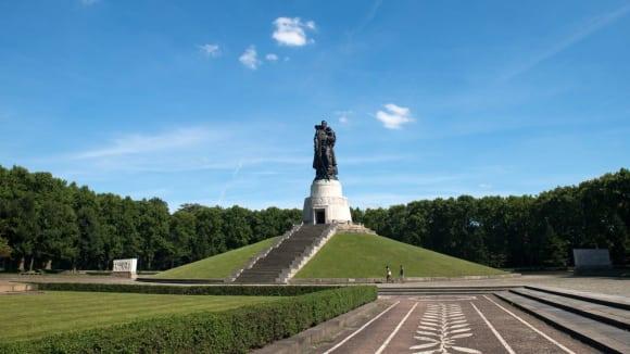 Ne, tohle není Moskva ani KLDR, tohle je Berlín