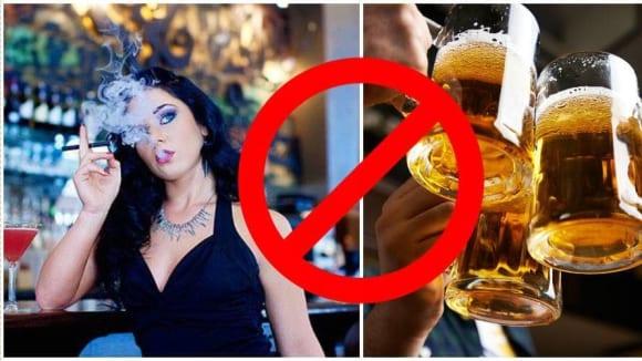 V hospodách se po kouření přestane i pít