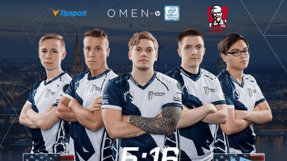 ESL One - Team Liquid vs OpTic
