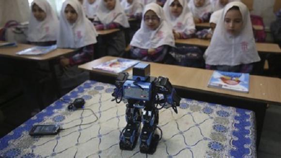 Robot - muslim