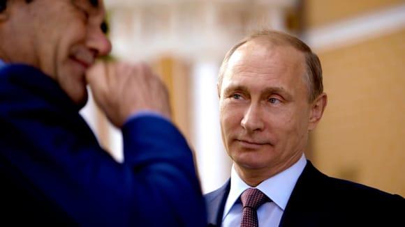Jaký je Svět podle Putina?