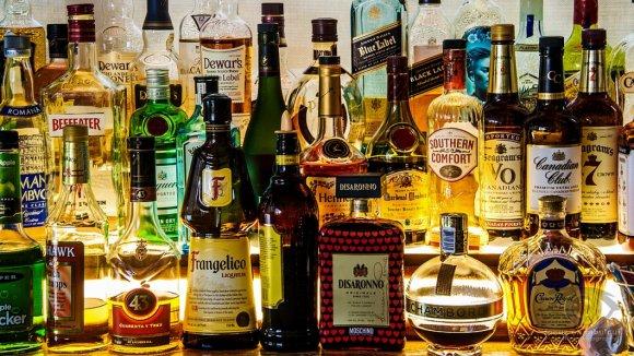 ilustrační foto- alkohol