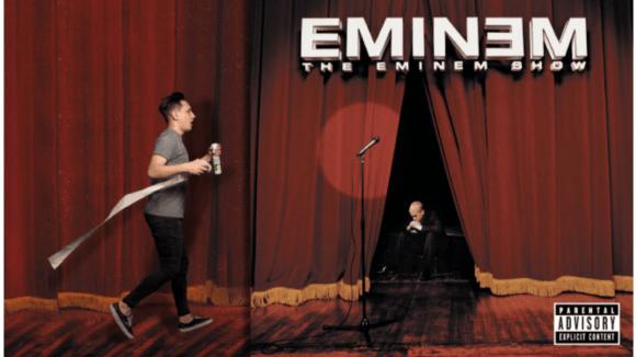 Když Eminem nemůže na stage, protože...