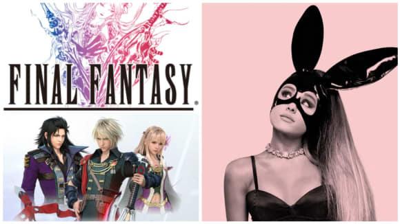 Ariana Grande bude novou postavou v mobilní verzi Final Fantasy