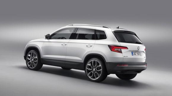 Nové kompaktní SUV Škoda odhalilo své tvary.