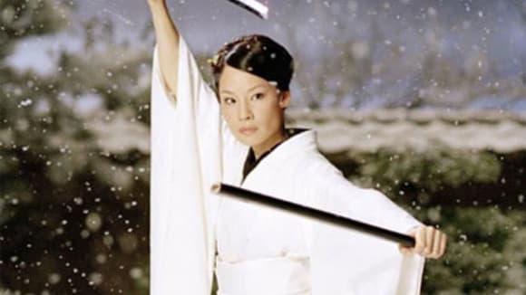 Lucy Liu a její první snímek Tarantina