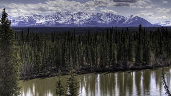 Aljaška - bohatá i krásná