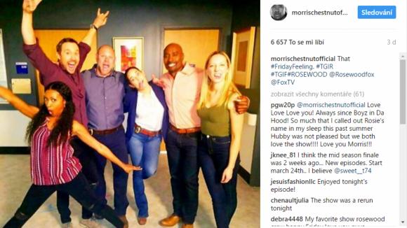 Vražedné Miami - Instagram