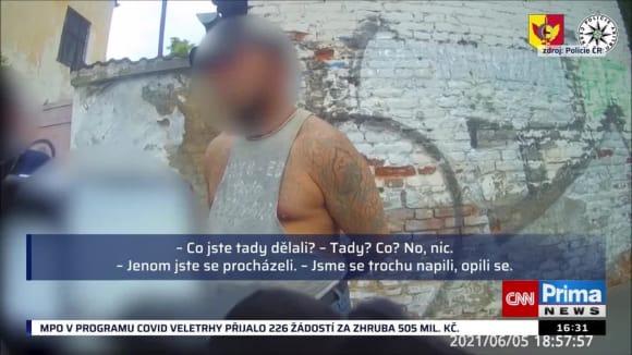 Krimi zprávy 16.6.2021
