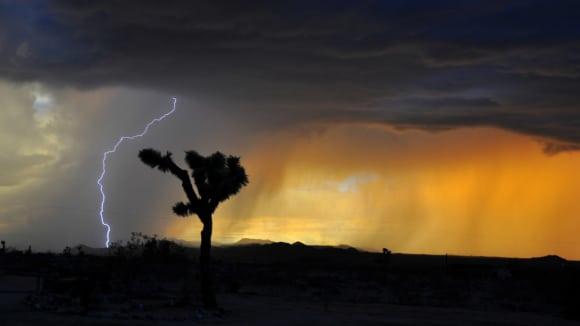 Blesk - nejsilnější důkaz přírodní elektřiny