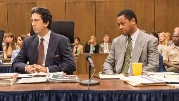 American Crime Story: Lid versus O. J. Simpson