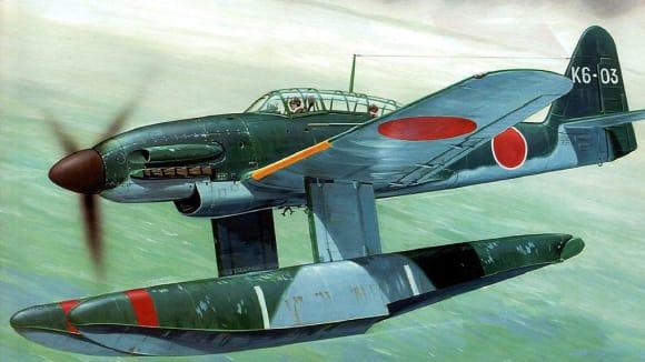 Letounů Aiči M6A1 Seiran bylo vyrobeno pouze 28 kusů