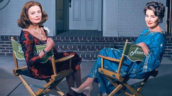 Herečky Susan Sarandon a Jessicu Lange uvidíte v seriálu Zlá krev