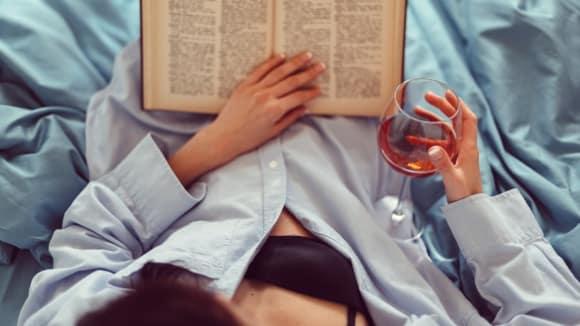 Pomůže vám alkohol s učením?