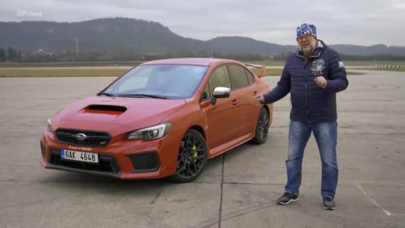 Subaru 2,5T WRX STI Sport