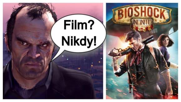 Které hry by rozhodně neměly dostat filmovou podobu?