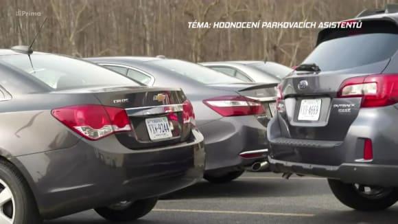 Téma: Hodnocení parkovacích asistentů