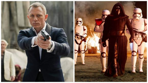 James Bond Star Wars 2 1
