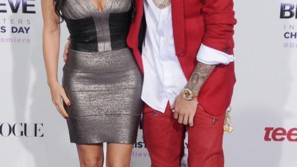Justin Bieber s matkou