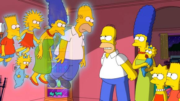 Simpsons new old